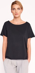 T-shirt Byinsomnia z bawełny