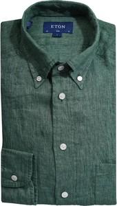 Zielona koszula Eton