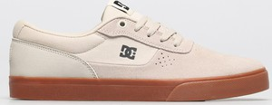 DC Shoes Buty DC Switch (white/white/gum)