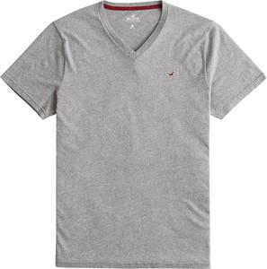 T-shirt Hollister Co. z bawełny