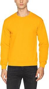 Żółty sweter Gildan