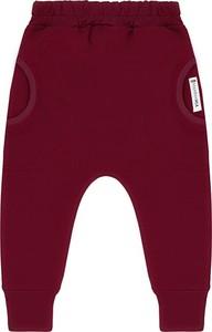 Czerwone spodnie dziecięce Mammamia