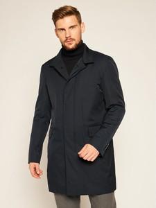 Płaszcz męski Strellson w stylu casual