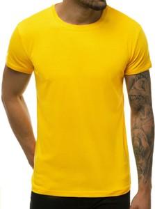 T-shirt producent niezdefiniowany w stylu casual z bawełny z krótkim rękawem