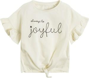 Bluzka dziecięca Cool Club dla dziewczynek z bawełny
