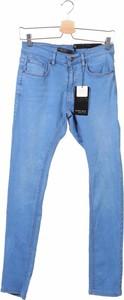 Niebieskie jeansy Zara Man