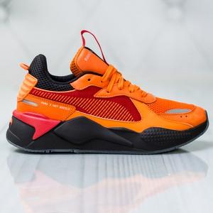 Buty sportowe Puma w młodzieżowym stylu sznurowane