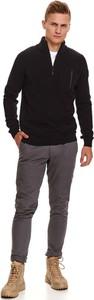 Sweter Top Secret z bawełny w stylu casual