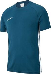 Niebieska koszulka dziecięca Nike Team z krótkim rękawem
