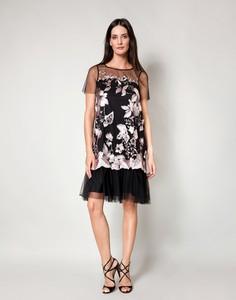 Sukienka Molton mini z tiulu