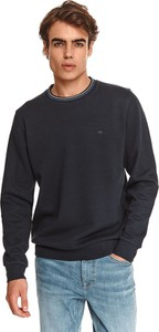 Czarna bluza Top Secret