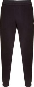 Spodnie sportowe EA7 Emporio Armani z bawełny