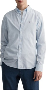 Koszula Gant z bawełny z kołnierzykiem button down