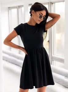 Sukienka SELFIEROOM w stylu casual z bawełny