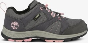 Granatowe buty sportowe dziecięce Timberland sznurowane