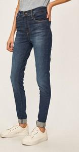 Jeansy Levis z bawełny w stylu casual