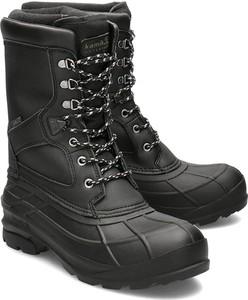 Buty zimowe Kamik sznurowane