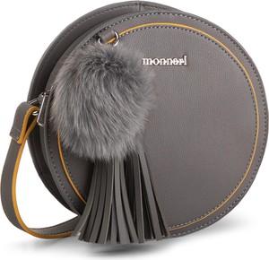 Czarna torebka Monnari mała
