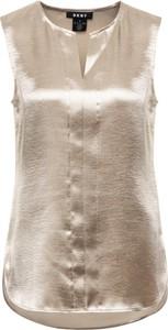 Top DKNY w stylu glamour