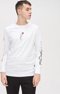 Koszulka z długim rękawem Cropp z długim rękawem