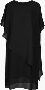 Sukienka Fokus z krótkim rękawem mini w stylu casual