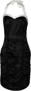 Sukienka Fokus z krótkim rękawem dopasowana