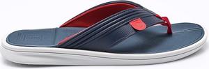 Granatowe buty letnie męskie Cartago