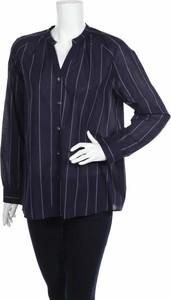 Granatowa koszula Kookai z długim rękawem w stylu casual