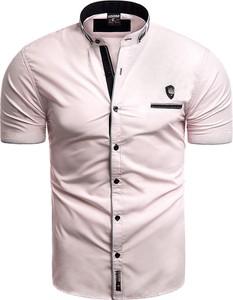 Koszula Risardi z krótkim rękawem