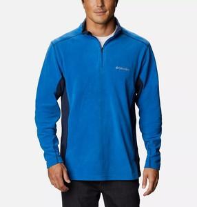 Niebieska bluza Columbia w sportowym stylu