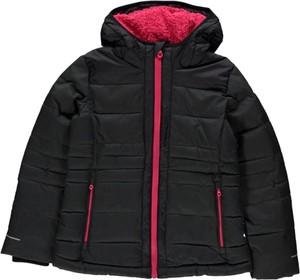 Czarna kurtka dziecięca CMP dla dziewczynek
