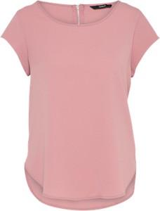 Różowy t-shirt only