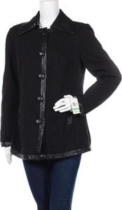 Czarny płaszcz Inc International Concepts