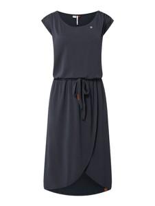 Sukienka Ragwear z okrągłym dekoltem z dżerseju