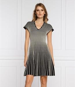 Sukienka Guess by Marciano z krótkim rękawem mini