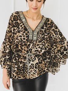 Bluzka Lamalia z szyfonu