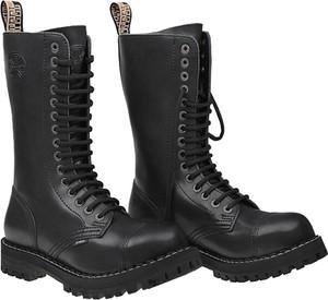 Buty zimowe Steel sznurowane