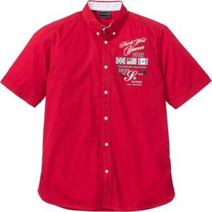 Czerwona koszula bonprix bpc selection