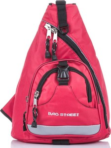 Czerwony plecak Bag Street