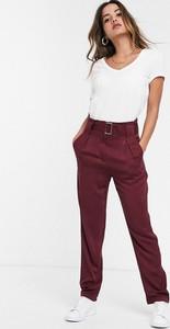 Czerwone spodnie Y.A.S