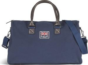 Niebieska torba podróżna Howard London