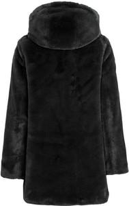 Czarny płaszcz męski Cellbes w młodzieżowym stylu