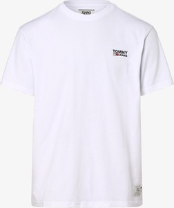 T-shirt Tommy Jeans z bawełny
