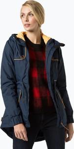 Niebieska kurtka Alife & Kickin w stylu casual