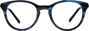 Niebieskie okulary damskie RODENSTOCK