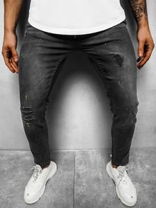 Czarne jeansy ozonee.pl