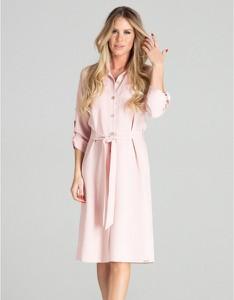 Sukienka Figl koszulowa