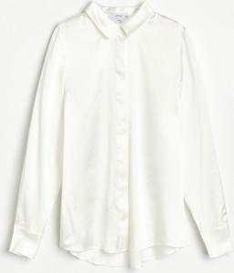 Bluzka Reserved z jedwabiu