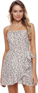 Sukienka noshame asymetryczna w stylu casual