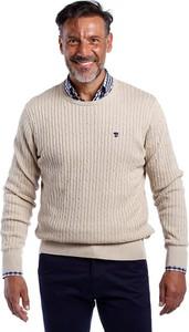 Sweter The Time Of Bocha z bawełny w stylu casual